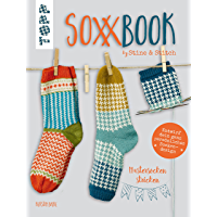 SoxxBook by Stine & Stitch: Mustersocken stricken. Entwirf dein ganz persönliches Sockendesign. Mit Online-Videos. Sonderausstattung mit verlängertem Nachsatz (German Edition)
