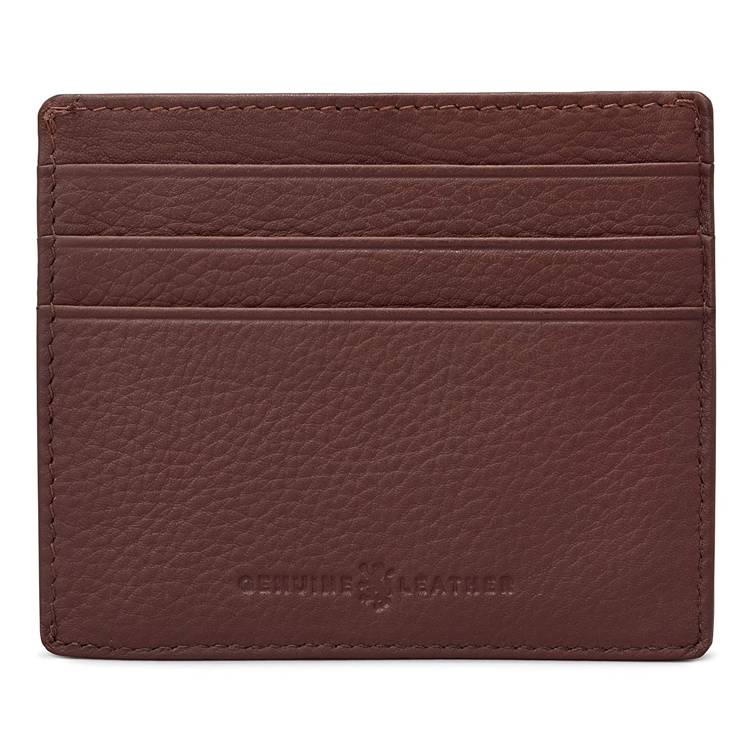 b765603811e39 Hoxton Slim Leather Credit Card Holder Wallet by Gryphen (Brown)   Amazon.co.uk  Shoes   Bags