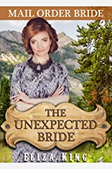 MAIL ORDER BRIDE: The Unexpected Bride and the Eager Shopkeeper: Clean Historical Western Romance (Children of Laramie Book 4) Kindle Edition