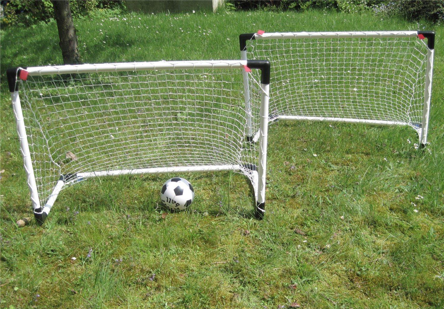Kaleido.Shop Fußballtor Set für Kinder: Amazon.de: Sport & Freizeit