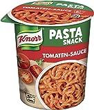 Knorr Pasta Snack Tomaten-Sauce 1 Portion, 8er Pack