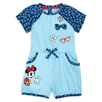 a1bc0ff26 Image Unavailable. Image not available for. Color: Disney Minnie Mouse  Romper ...