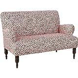 Skyline Furniture Pardo Blush Fabric Modern Loveseat