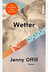 Wetter: Roman   New York Times-Bestseller (German Edition) Kindle Edition