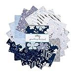 Riley Blake Designs Riley Blake Something Borrowed - Apiladores (12,7 cm, 42 unidades), multicolor