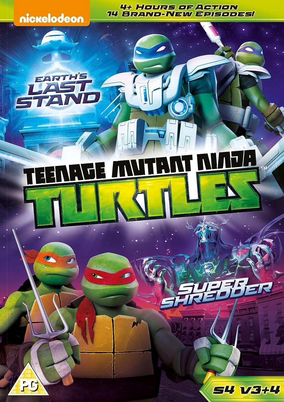 Teenage Mutant Ninja Turtles: Earths Last Stand ...