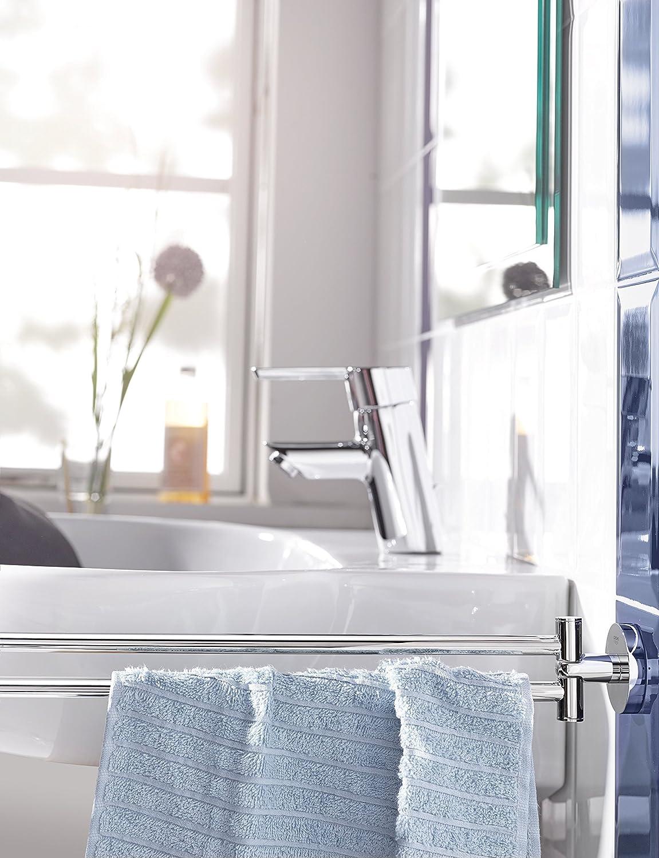 GROHE Essentials BADACCESSOIRES Handtuchhalter 2 ARMIG