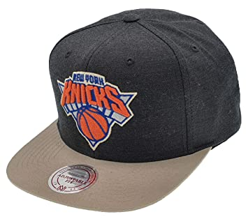 Mitchell & Ness New York Knicks NBA Snapback Gorra: Amazon.es ...
