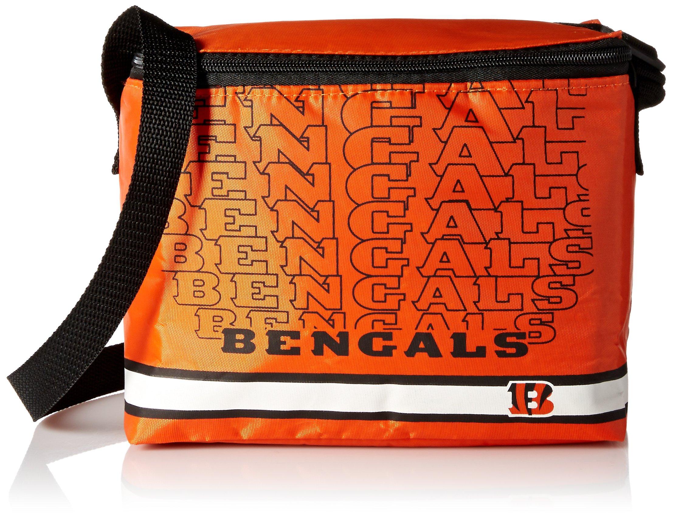 Cincinnati Bengals Impact 6 Pack Cooler