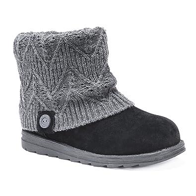 43ab8785bcb8f MUK LUKS Women s Patti Boots-Grey Fashion