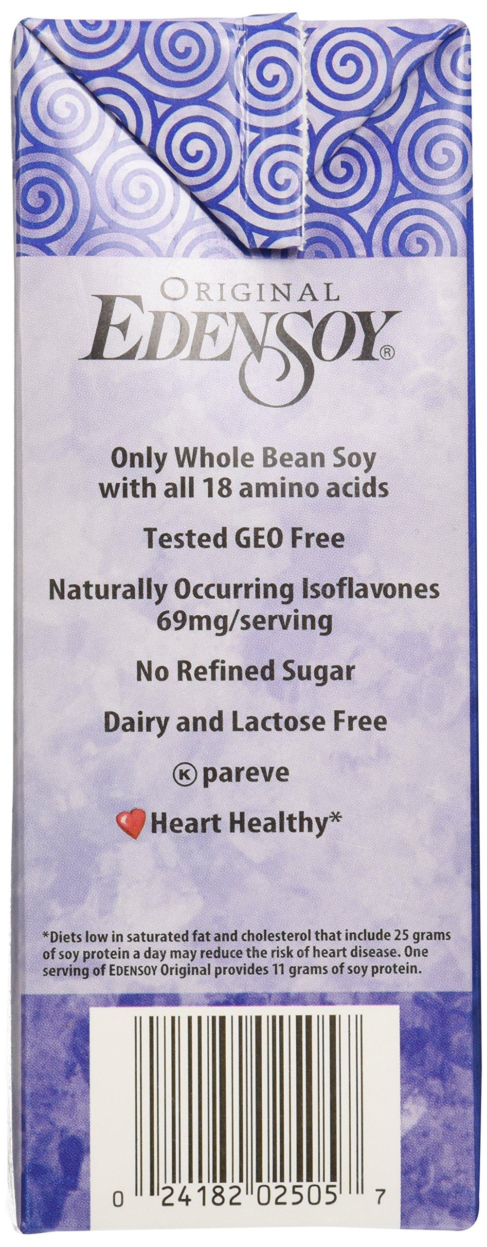 Eden Foods, Soy Milk Original Organic, 32 Fl Oz by Eden (Image #6)
