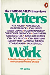 Writers at Work (The Paris Review Interviews, 4th Series) Paperback