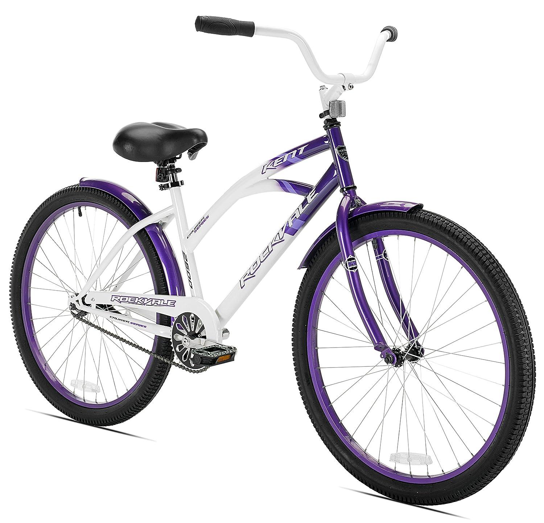 Amazon.com : Kent Rockvale Women\'s Cruiser Bike, 26-Inch : Sports ...