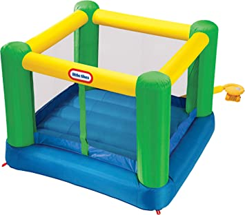 Amazon.com: Little Tikes hinchable Bouncer, 8 x 8: Toys ...