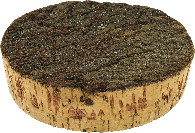 Bouchon pour bocaux - Liège 1 face croute - Diamètre 120 - 115 mm - 5 bouchons - Vendu par 5 Générique