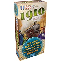 Deals on Ticket to Ride: USA 1910 Expansion Strategy Game