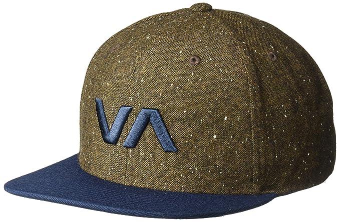 955a7665baf RVCA Men s VA Snapback II Hat Baseball Cap