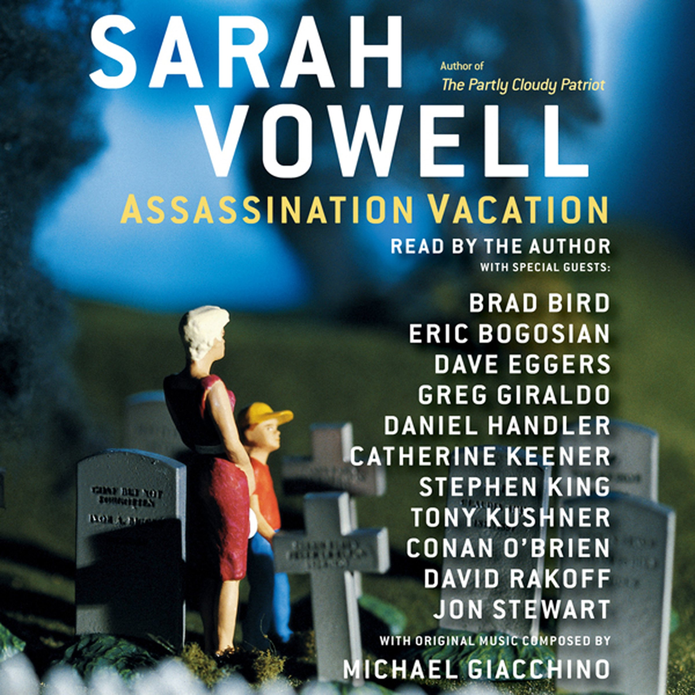 Assassination Vacation by Simon & Schuster Audio (Image #1)