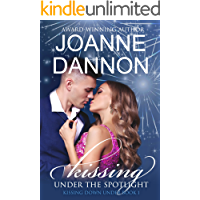 Kissing Under the Spotlight: Kissing Down Under Series - Book 1 book cover