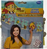 Amscan Jake Add an Age Letter Banner Party Accessory