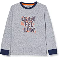 blue seven Knaben T-Shirt, Rundhals Camiseta para Niños