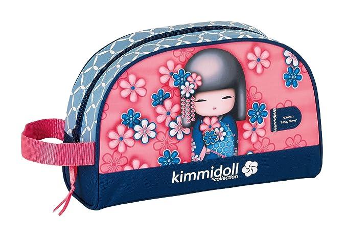 Kimmidoll Neceser 28 cm: Amazon.es: Ropa y accesorios
