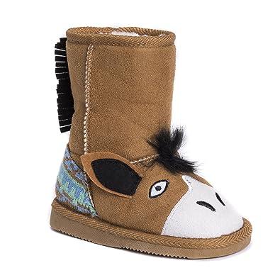 MUK LUKS Kid s Scout Horse Boots Fashion b17397735