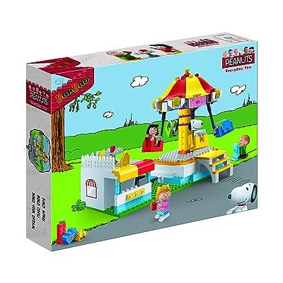 BanBao - Peanuts Everyday Fun Carnival: Toys & Games