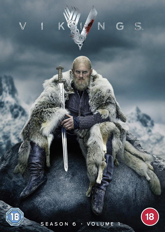 Vikings Season 6 Volume 1 Dvd 2020 Amazon Co Uk Various Various Various Dvd Blu Ray