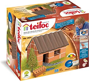 Teifoc Teifoc-T1024 Eitech GmbH-Construcción de Piedra, Color ...