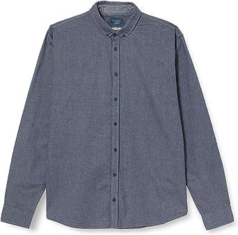 Blend 20704612, Camisa Para Hombre, Azul (Navy), XXL: Amazon.es: Ropa y accesorios
