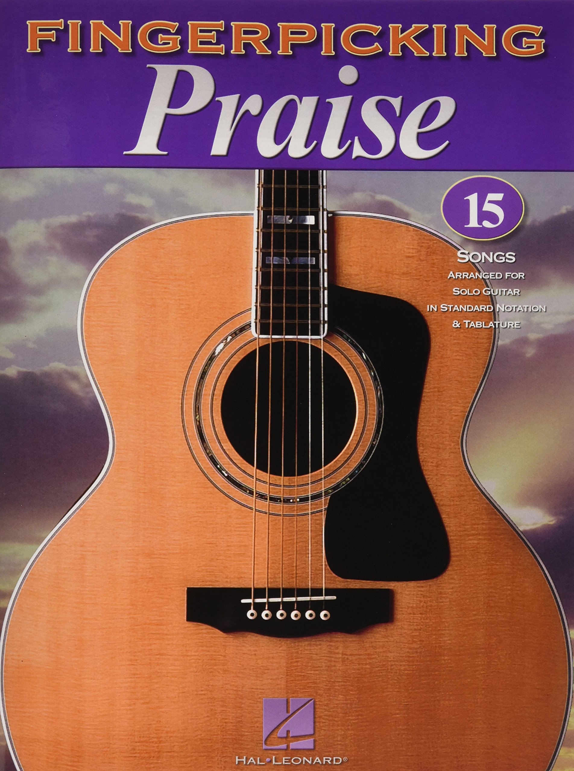 Amazon.com: Fingerpicking Praise (9780634098918): Hal Leonard Corp.: Books