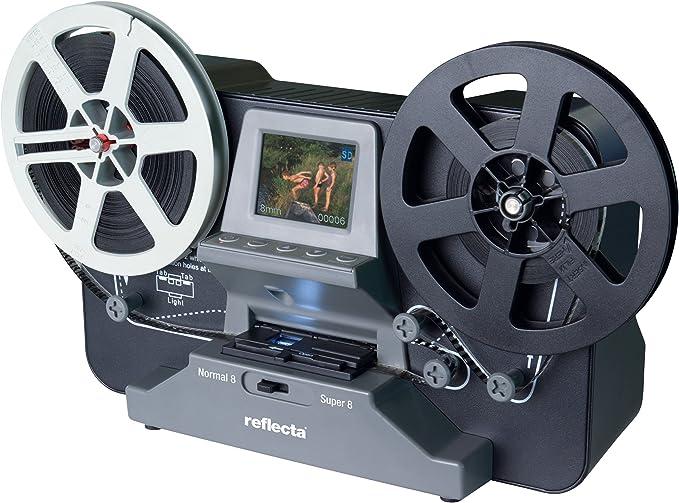 Reflecta Film Scanner Super 8 Normal 8 Elektronik