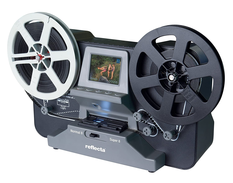 Reflecta escáner de película Super –Normal