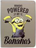 Minions Universal Protective Sleeve Cover Case for iPad Mini/Mini with Retina Display/Mini 3, Google Nexus 7, Samsung Galaxy Tab 3 7.0 and 8.0, Samsung Galaxy Tab 4 7.0 and 8.0, Kindle Fire/Fire HD, Hudl 1 and similar sized tablets - Bananas