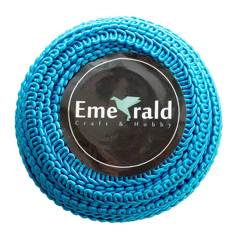 Gimp Braid Woven Ornamental Trim 10 Yards 5//8 Inch, Wine