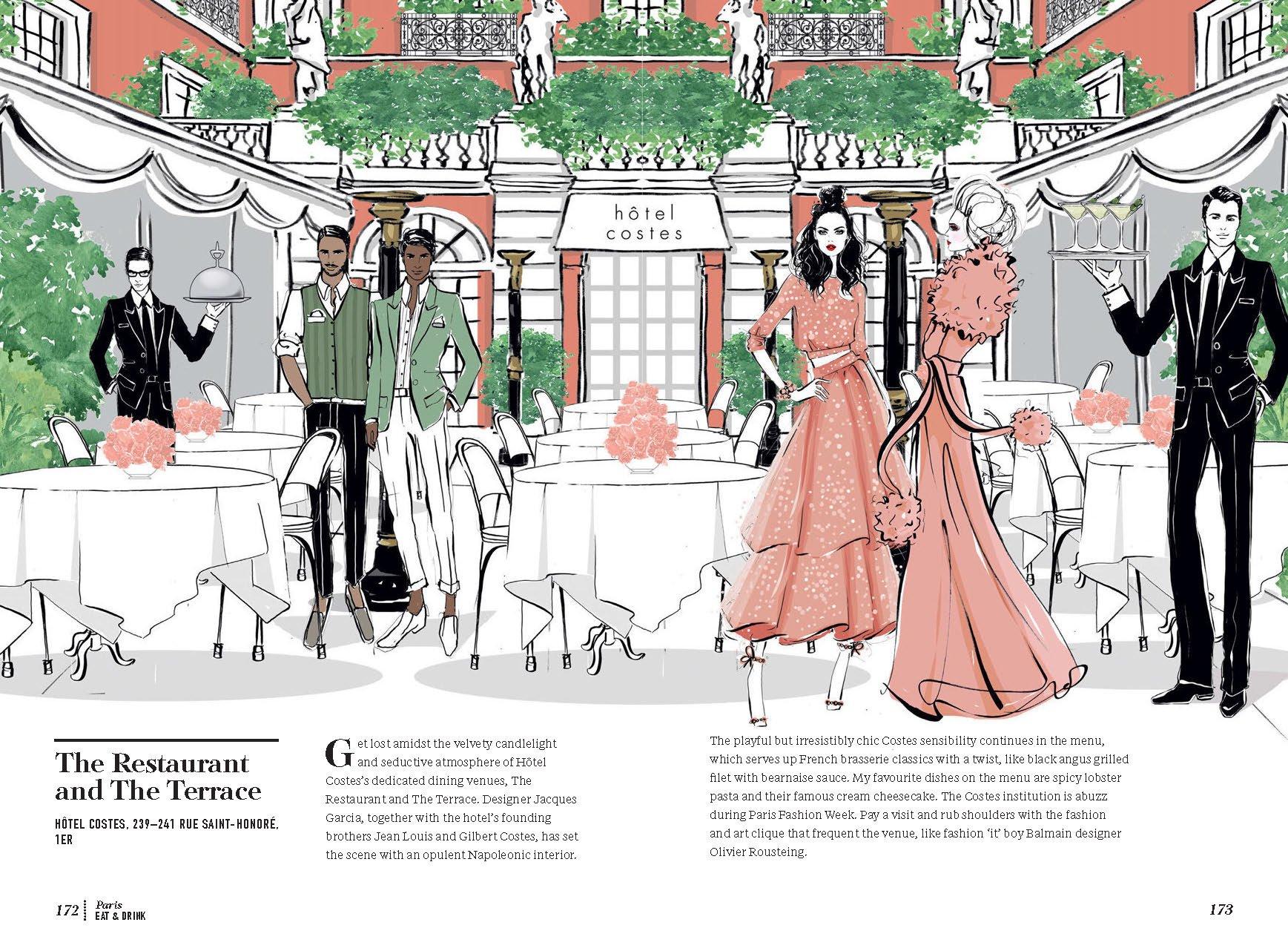 739c6e845d Paris: Through a Fashion Eye: Amazon.co.uk: Megan Hess ...