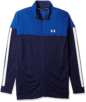 Under Armour Sportstyle Pique Jacket Sudadera cálida, Hombre: Amazon.es: Deportes y aire libre