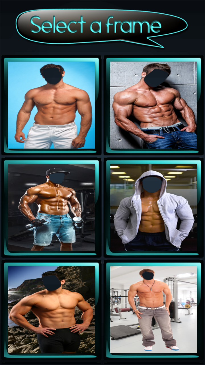 Amazon.com: Body Builder Photo Editor: Appstore for Android