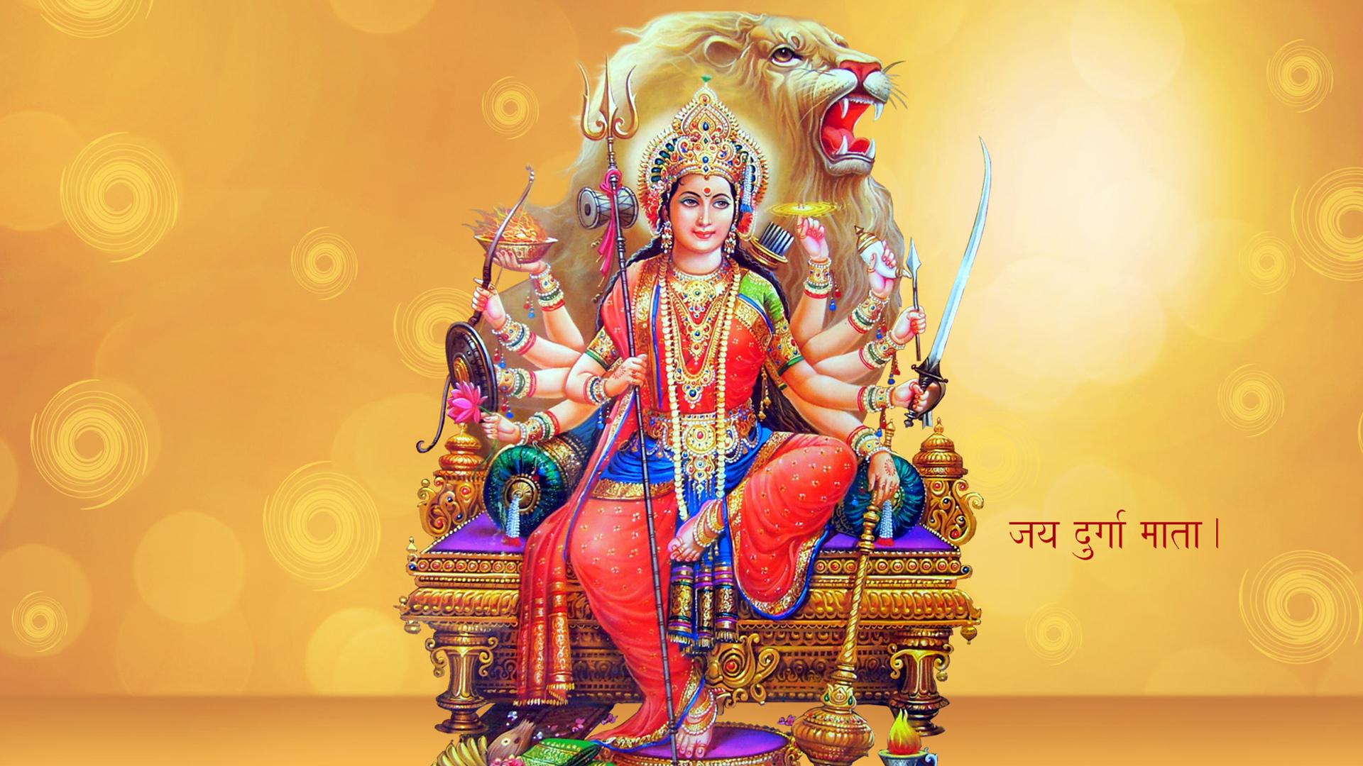 Durga images wallpaper hd — 1