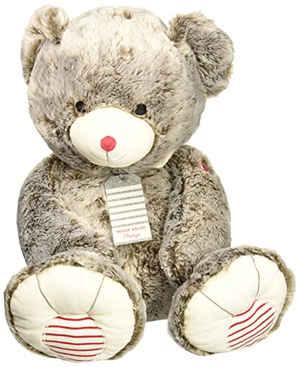 Kaloo Rouge XXL Prestige Bear-Grey Plush