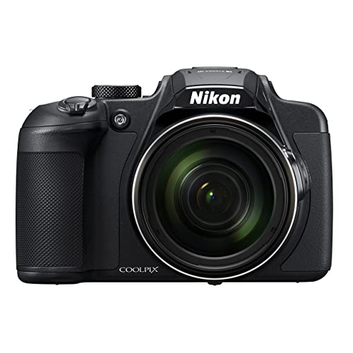 Nikon B700 Coolpix Digital Compact Camera - Black
