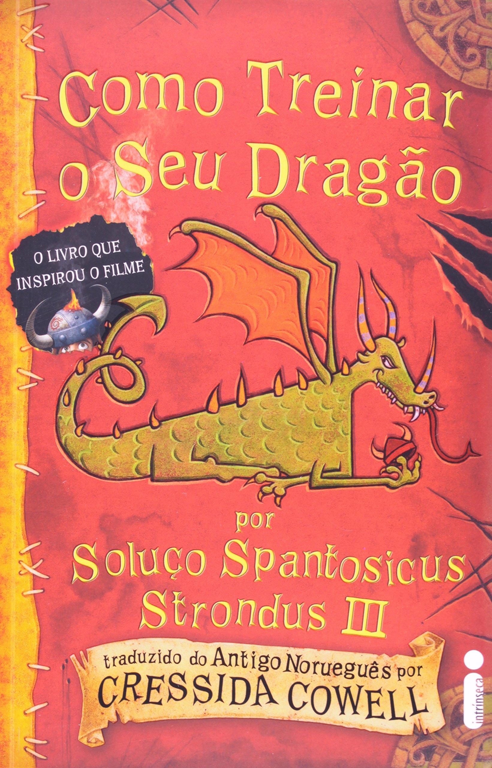 Download Como Treinar O Seu Dragão pdf