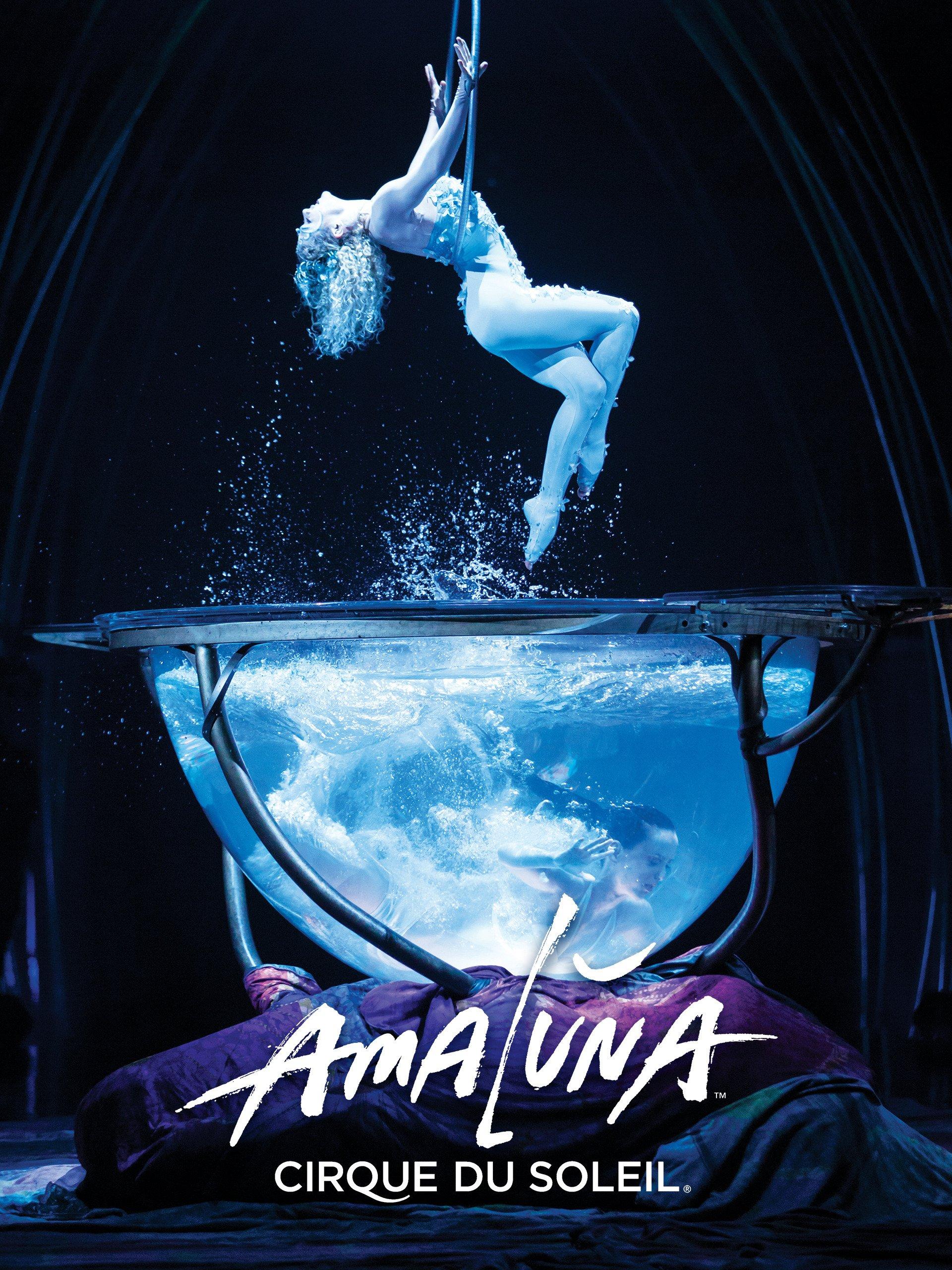 Watch Cirque Du Soleil Amaluna Prime Video