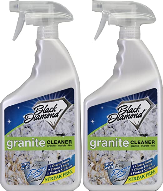 Black diamond stoneworks 679773003022 granite cleaner granite black diamond stoneworks 679773003022 granite cleaner granite marble tile engineered quartz silestone ceasarstone counter tops amazon tyukafo