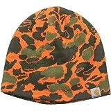 df1298700 Carhartt Men's Greenfield Reversible Hat at Amazon Men's Clothing ...