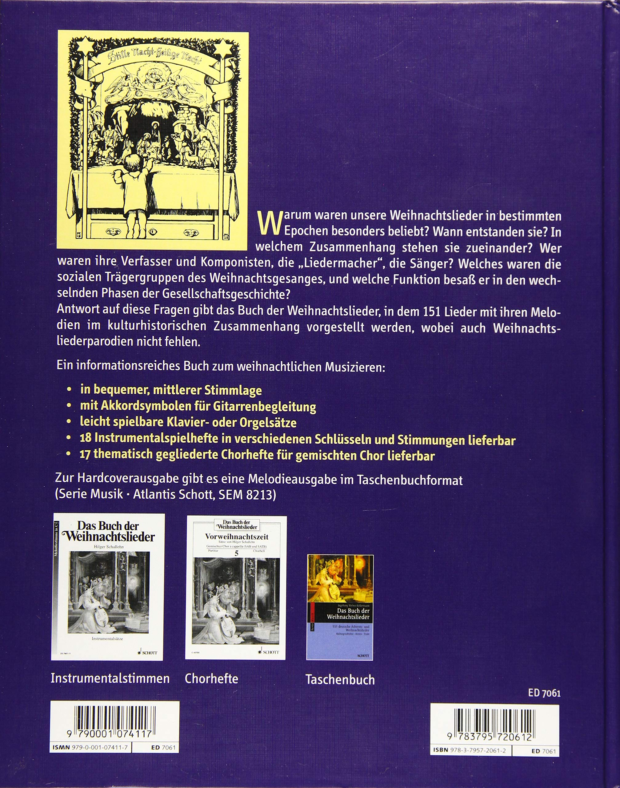 Ddr Weihnachtslieder Texte.Das Buch Der Weihnachtslieder 151 Deutsche Advents Und