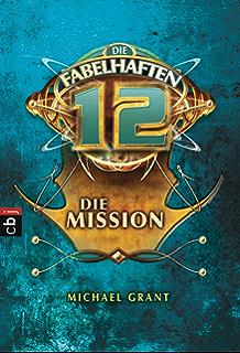 Die fabelhaften 12 - Der Schlüssel: Band 3 (German Edition)