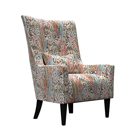 Amazon.com: Sofá contemporáneo de estilo moderno de silla de ...
