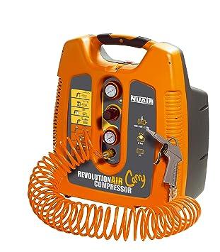 RevolutionAIR 8215030 Compresor de Aire, 230 V, Carry: Amazon.es: Bricolaje y herramientas